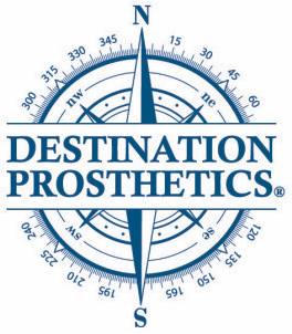 Prosthetic Care Facility of Virginia Issued Trademark for Destination Prosthetics®